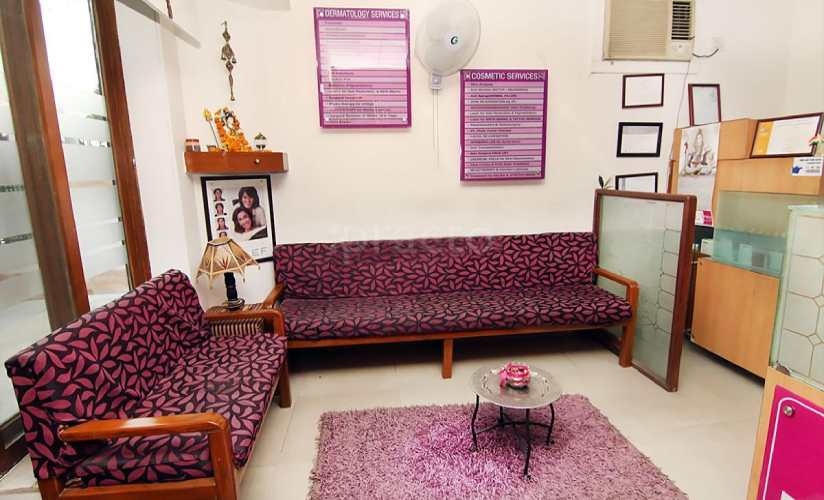 Waiting Area, Noida Sector-12