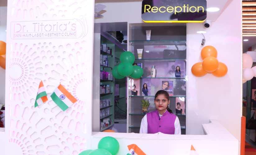 Reception, Noida Sector-76