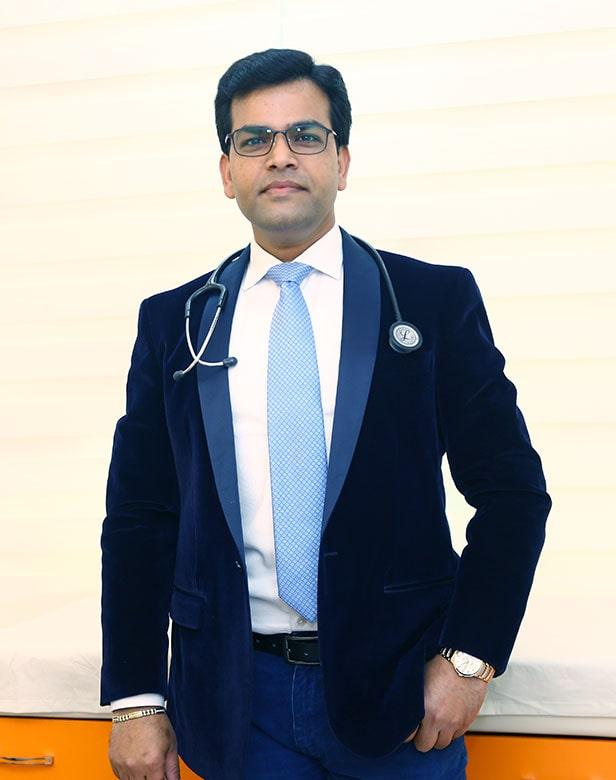 Dr. Satish Titoria